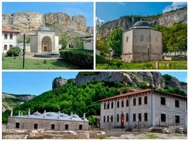 Достопримечательности Крыма: мавзолей Хаджи-Гирея