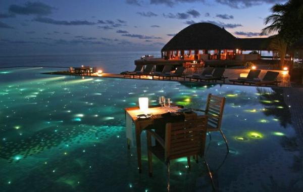 Самые романтичные места для летнего отдыха