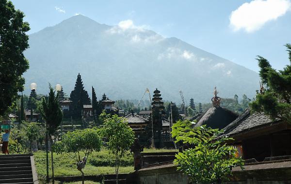 Бали в апреле