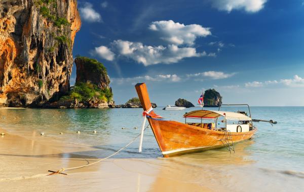 Погода в Тайланде по месяцам