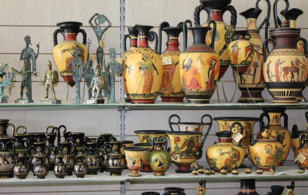 Что купить и привезти из Греции