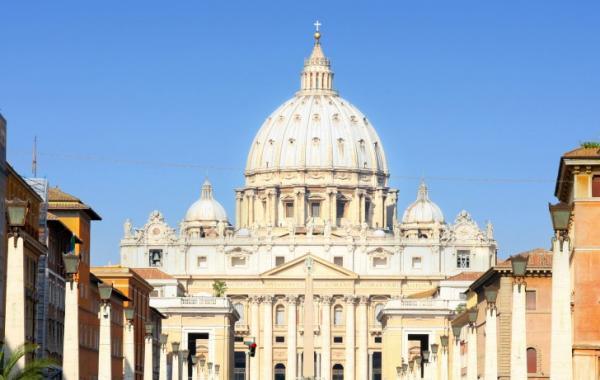 Ватикан - столица Папы Римского