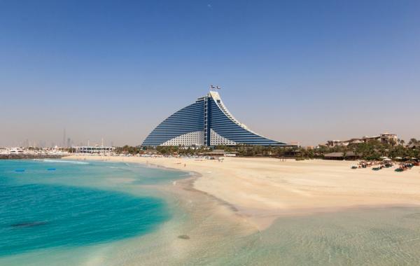 Дубай в июне
