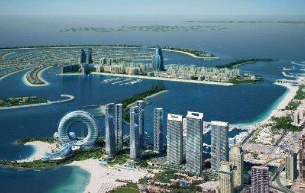 Дубай в октябре