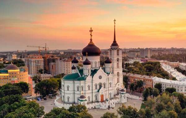 Достопримечательности Воронежа: фото с названиями и описанием