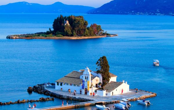 Греция в мае