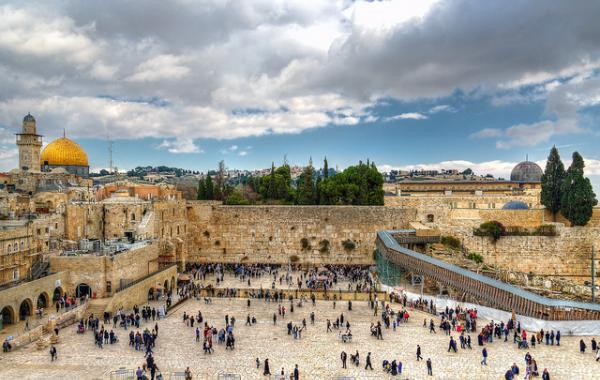 Погода в Израиле в феврале
