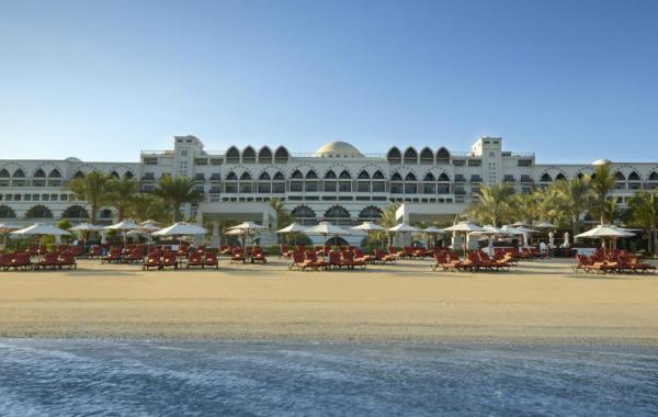 Отели ОАЭ с собственным пляжем