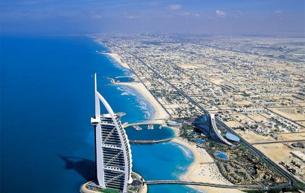 Погода в Дубае по месяцам
