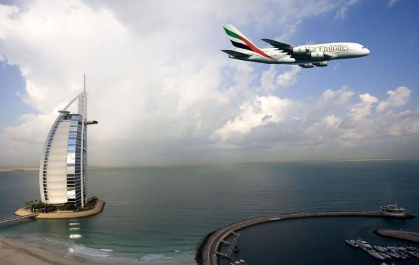 Сколько лететь до ОАЭ из Москвы