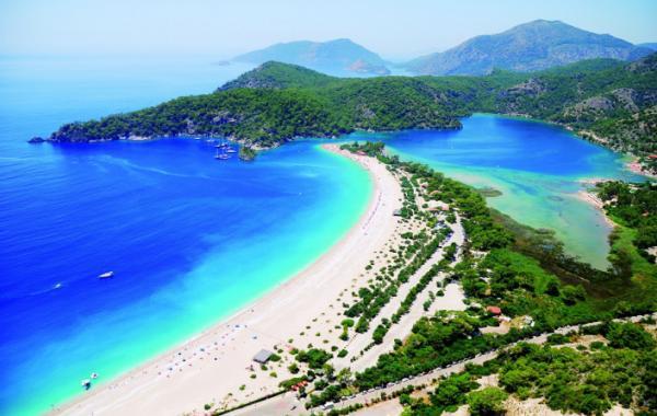 Турция в октябре - погода и цены