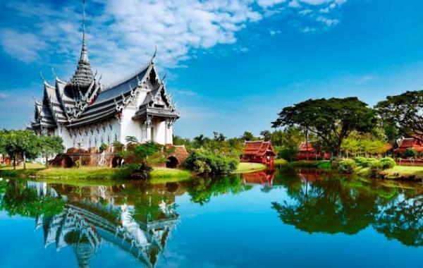 Сколько лететь из Москвы до Тайланда?