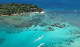 Погода на Сейшельских островах в декабре