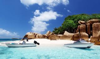 Погода на Сейшельских островах в апреле