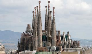 Барселона в феврале