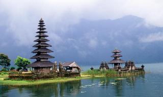 Бали в феврале