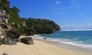 Бали в январе