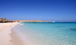 Лучшие пляжи Хургады
