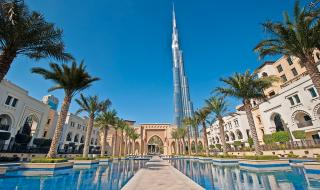 Цены на отдых в ОАЭ в октябре 2014 года