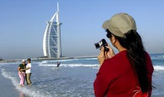 Дубай в декабре