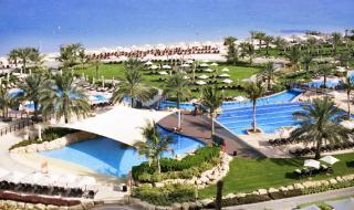 Дубай в феврале