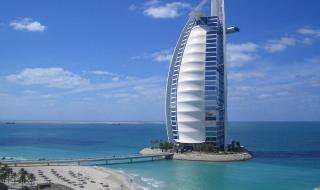 Дубай в мае