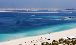 Дубай в ноябре