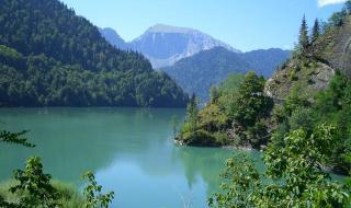 Где лучше отдохнуть в Абхазии