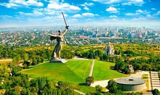 Достопримечательности Волгограда: фото с названиями и описанием