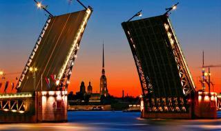 Санкт-Петербург: достопримечательности, фото и описание