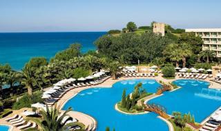 Греция в июле