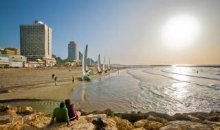 Погода в Израиле в декабре