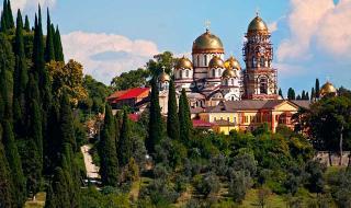 Абхазия: достопримечательности, фото и описание