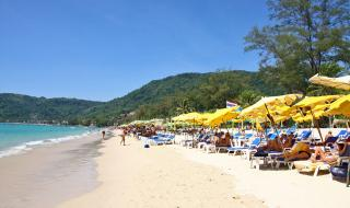 Власти Таиланда запретили курение на пляжах