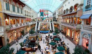 Шоппинг в Дубае