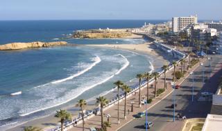 Тунис в июле