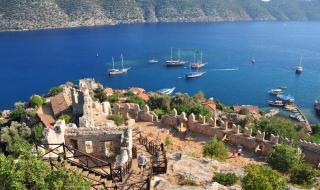 Турция в мае - погода и цены