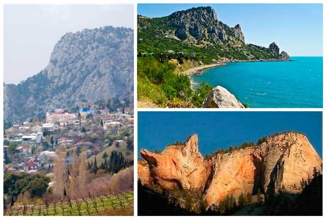Достопримечательности Крыма: Кошкина гора