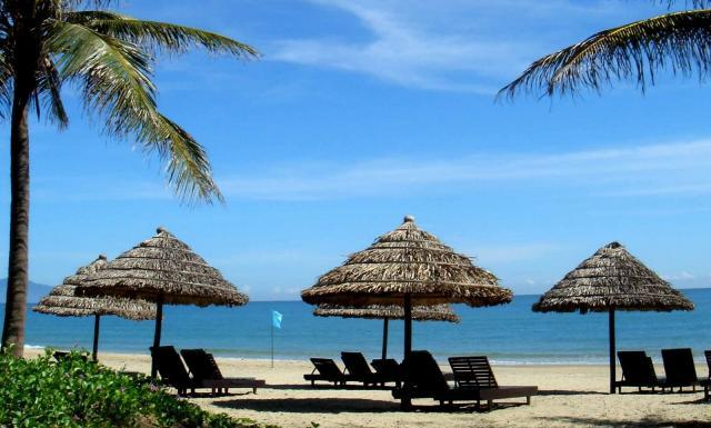 Вьетнам фото отели море пляж