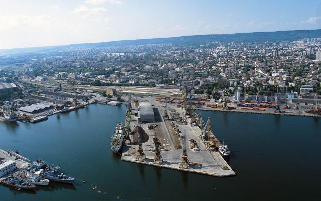 Болгарское побережье Черного моря