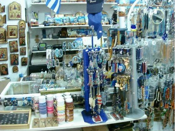 Греция - рай для шопоголика