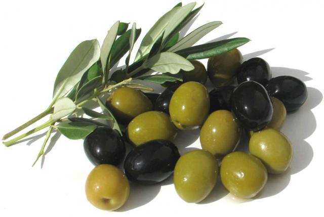 Плоды оливкового дерева - полезный сувенир