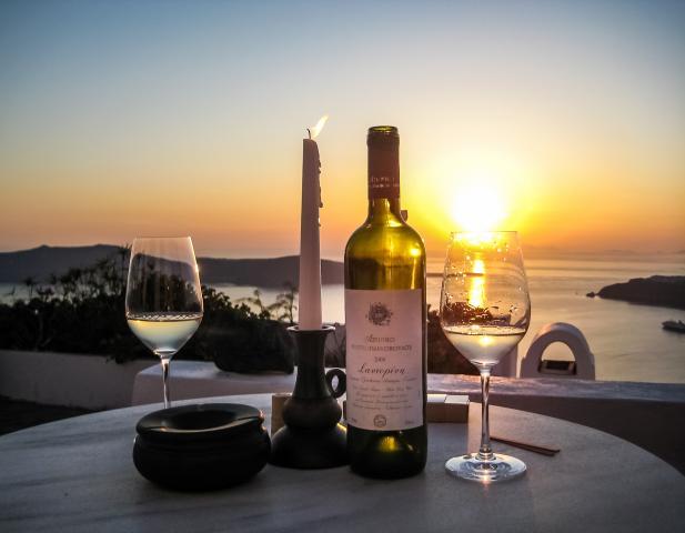 Греческие вина - одни из лучших в мире