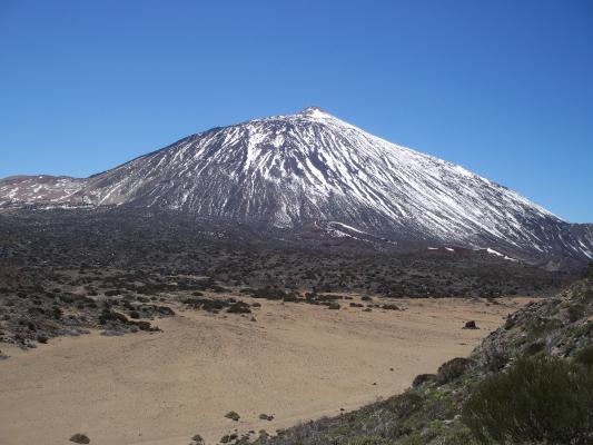 Вулкан Тейде - гордость Тенерифе