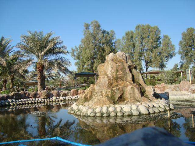 Рай в пустыне