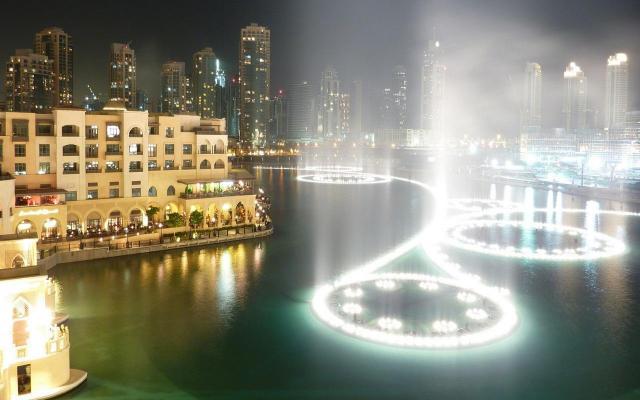 Праздник света, воды и музыки
