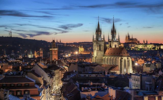 Невероятная Чехия