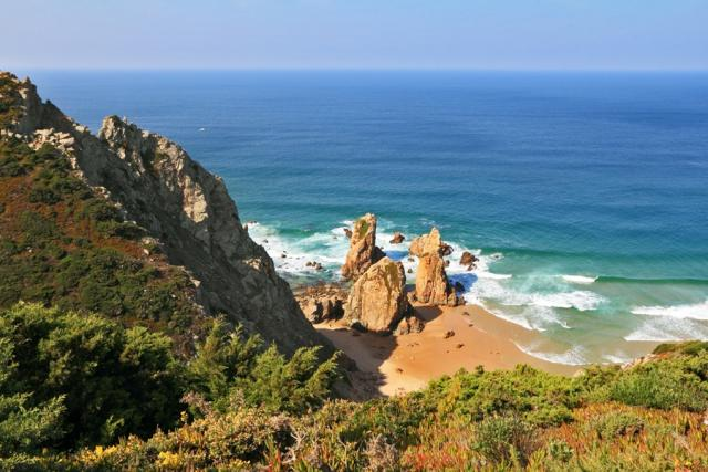 Горы, вода и солнце на юге континента
