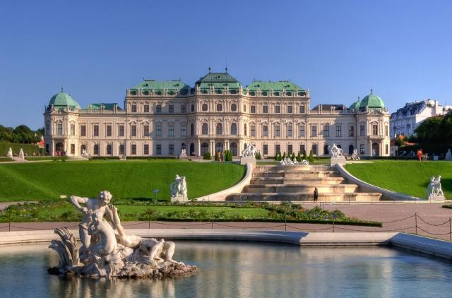 Вена: город-сказка