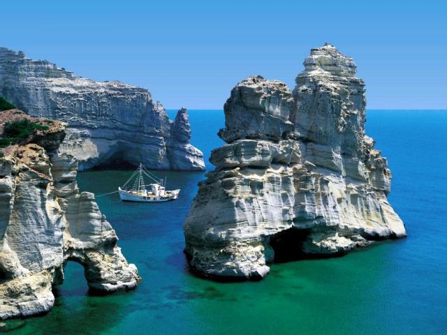 Гостеприимный грецкий берег